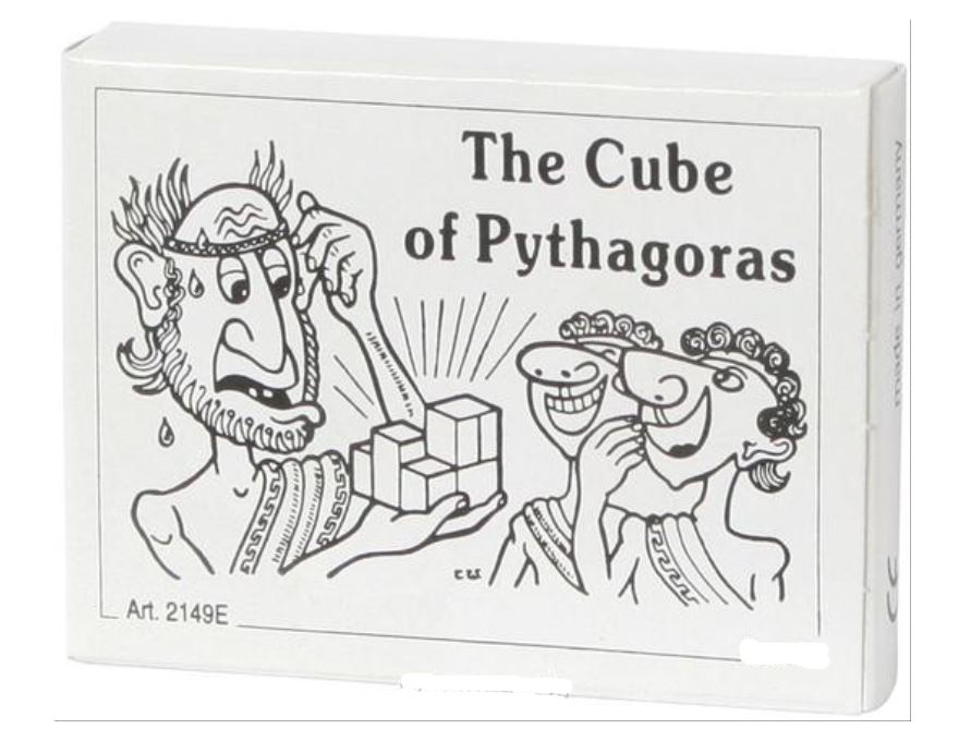 Mini Puzzle <br> The Cube of Pythagoras
