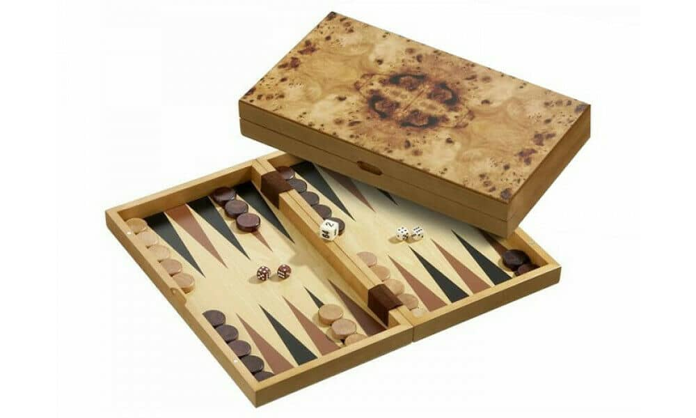 Backgammon garnitura<br>Oslo