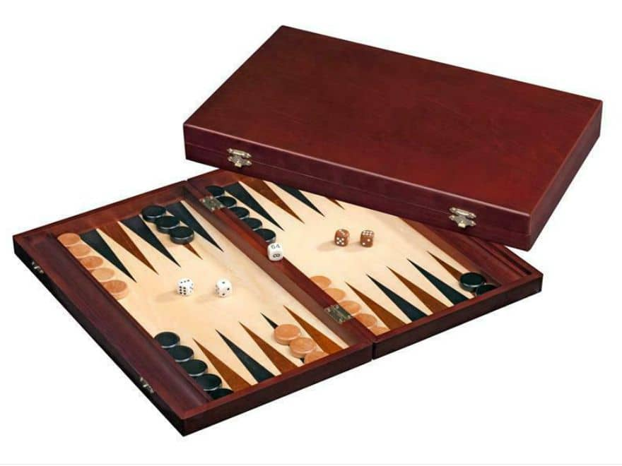 Backgammon garnitura <br> Halifax
